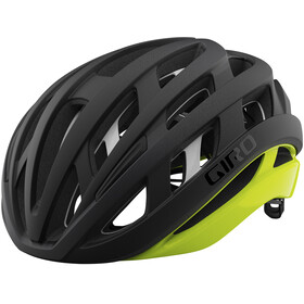 Giro Helios Spherical Helmet matte black fade/highlight yellow